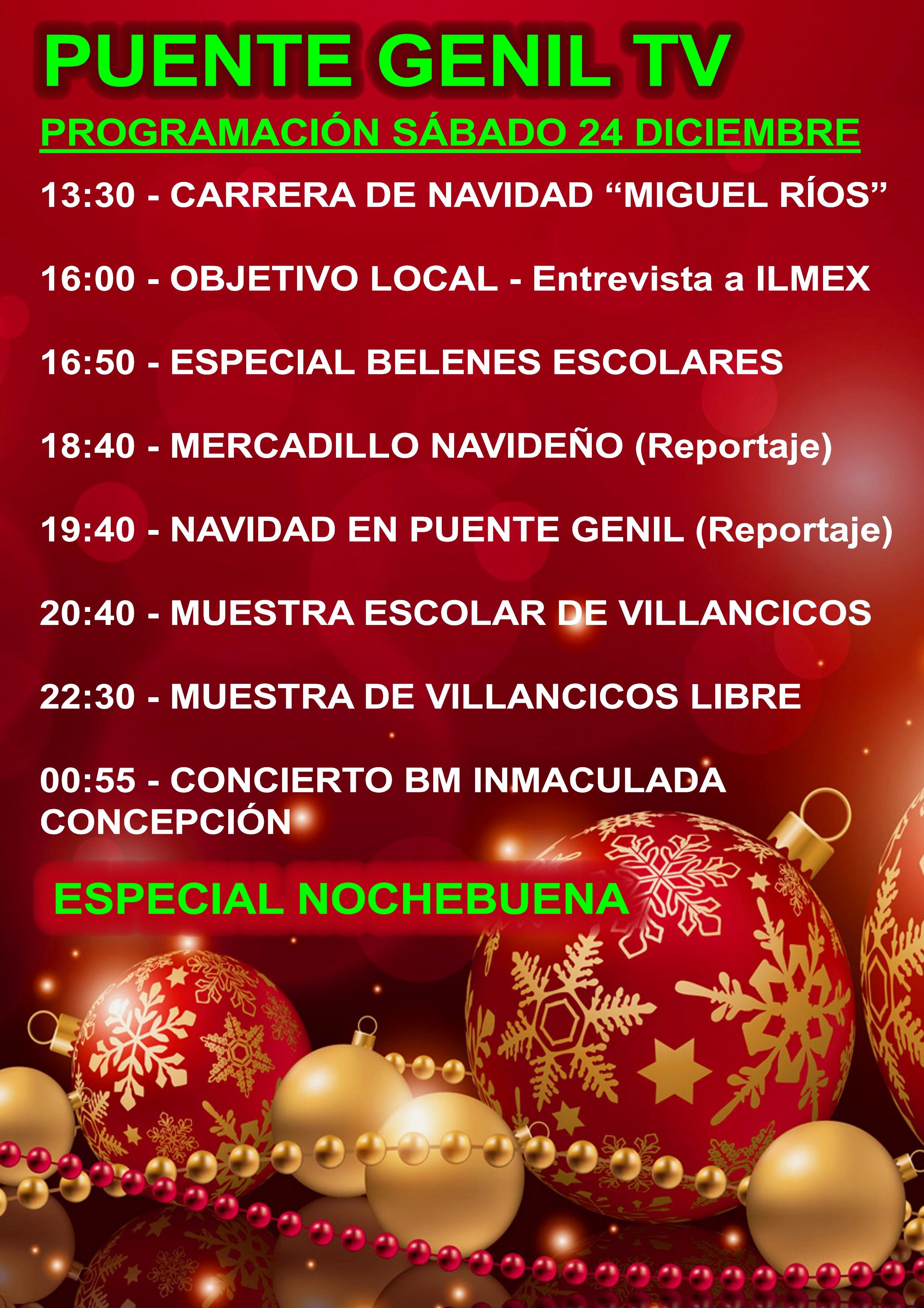 Villancico Feliz Navidad A Todos.Grupo Comunica Os Desea Feliz Navidad Puente Genil Noticias