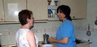 Sodepo, trabajadoras de ayuda a domicilio